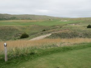10th hole at the Dismal River Golf Club in Mullen, NE