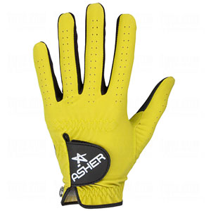 Asher glove i-sunshineyellow