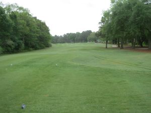 Cotton Creek hole# 2: Par 4 (409/369/360/350)