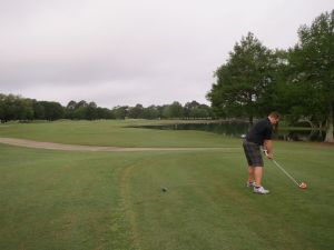 Cotton Creek hole# 6: Par 4 (395/382/347/330)