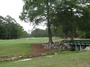 Cotton Creek hole# 11: Par 4 (397/372/344/320)