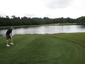 Cotton Creek hole# 13: Par 3 (204/159/143/120)