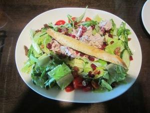 Chicken Salad at 59 at Streamsong Resort