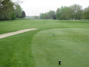 West Bend CC Hole 2: Par 4 (406/395/342/332)