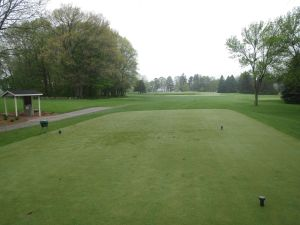 West Bend CC Hole 4: Par 3 (217/201/154/145)
