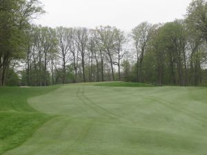 West Bend CC Hole 6: Par 5 (557/551/403/394)