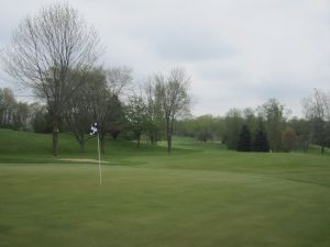West Bend CC Hole 15: Par 5 (527/507/478/468)