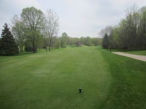West Bend CC Hole 16: Par 5 (527/507/478/468)