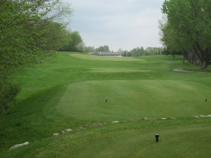 West Bend CC Hole 18: Par 4 (448/422/374/319)