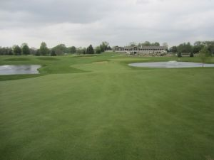 West Bend CC Hole 17: Par 3 (183/171/159/140)