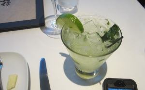 Italian Gimlet at SottoTerra at Streamsong Resort