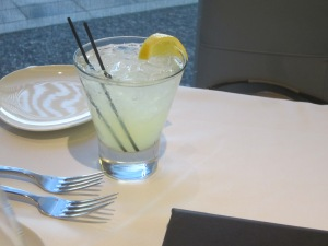Specialty drinks at SottoTerra at Streamsong Resort