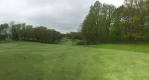 West Bend CC Hole 11: Par 5 (501/488/431/414)