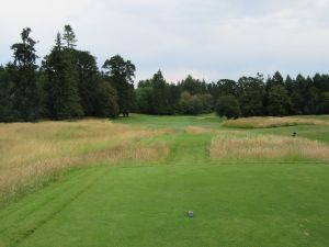 Witch Hollow hole 3: Par 4 (414/386/360/350/318)