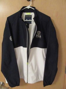 Ralph Lauren Polo golf rain jacket