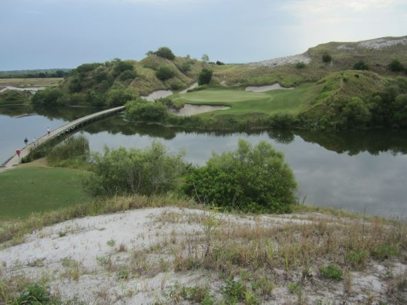 Streamsong, Red course hole 7
