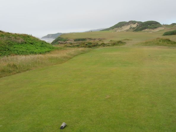 Pacific Dunes hole 13