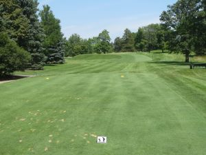 Ozaukee CC Hole 14: Par 3 (200/160/145/120)