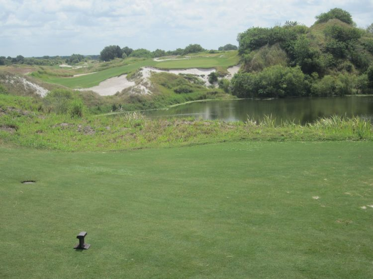 Streamsong, Red course hole 16