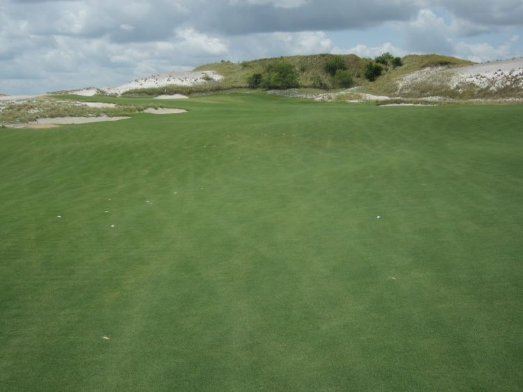 Streamsong, Red course hole 18