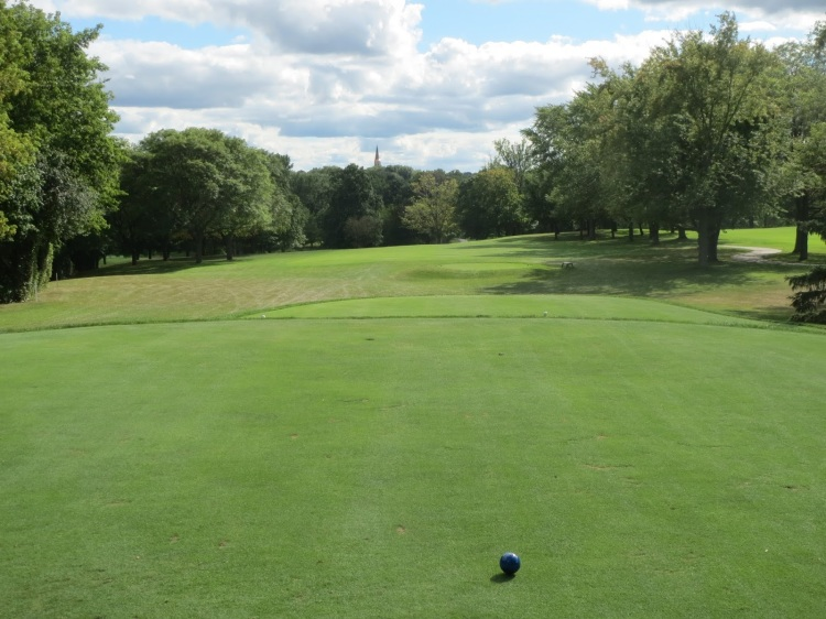 North Hills Country Club hole 6