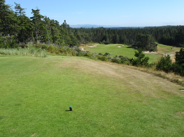 Bandon Trails hole 14