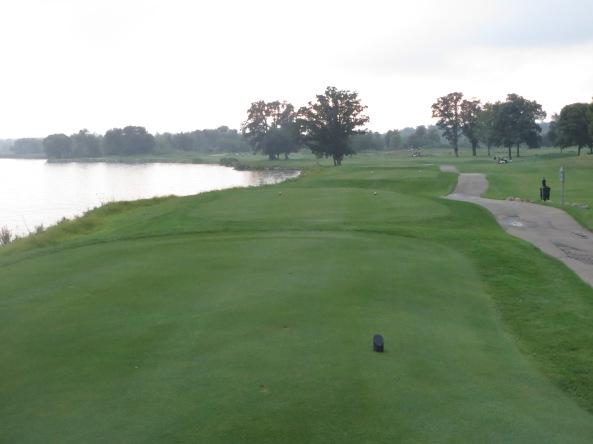 Geneva National, Palmer course hole 17