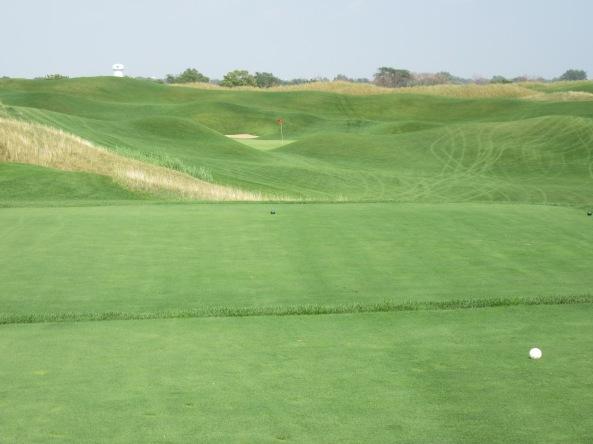 Chicago Highlands Club hole 13