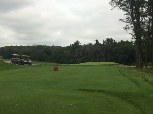 Now (9/13/15) Lawsonia, Links course hole 14