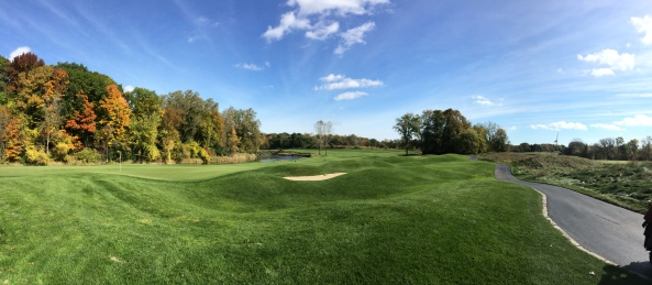 Blackwolf Run, River course hole 11