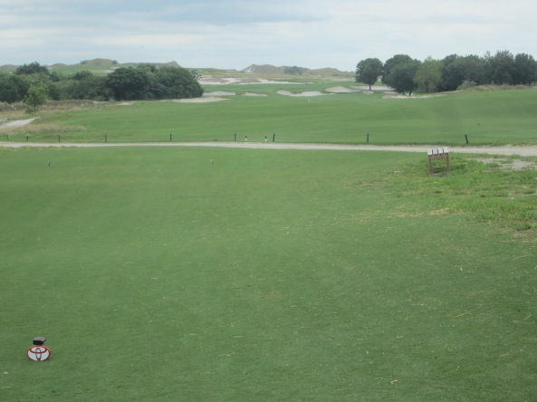 Streamsong, Blue course hole 17