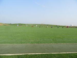 Practice range at Chicago Highlands CC