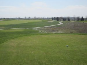 Washington County Golf Course Hole 11: Par 4 (395/329/310/272)