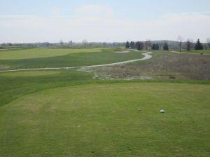 Washington County Golf Course Hole 11: Par 4 (395/329/310/272)