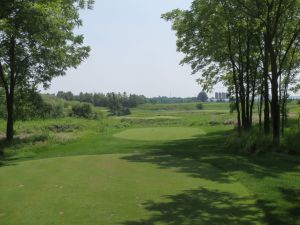 Blackwolf Run, Meadow Valleys Hole 15: Par 3 (227/196/189/150/103)