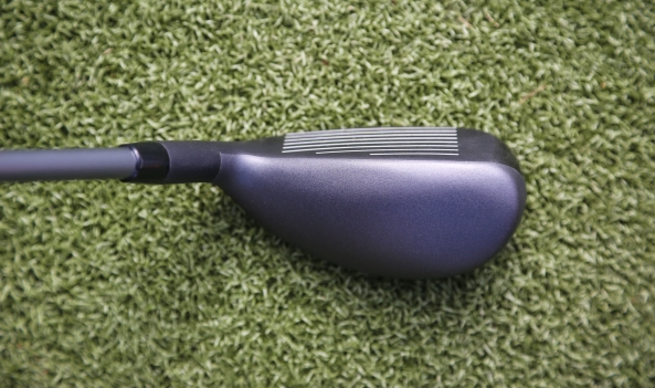 Callaway Apex Hybrid Top View