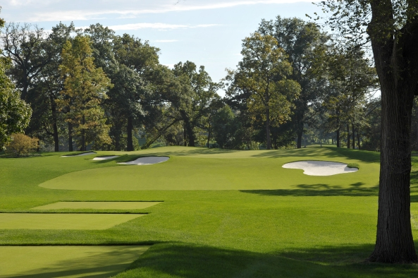 Medinah Country Club_Course#2_Hole8-Credit to Nick Novelli