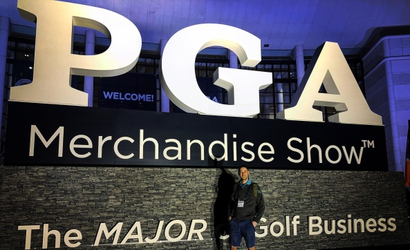 PGA Show in front